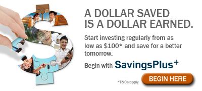 SavingsPlus